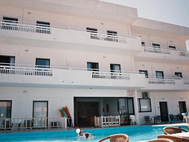 Sunset Beach Kokkini Hani (Sunset Hotel Apartments) -