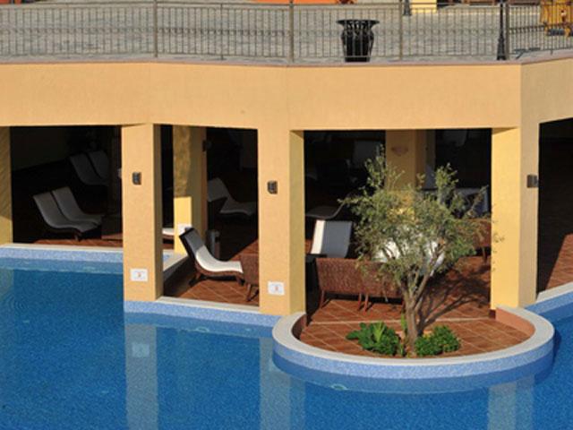 Varos Village Hotel : Exterior View Swimming pool