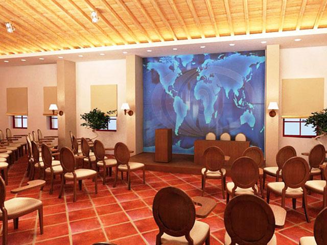 Varos Village Hotel : Conference Area
