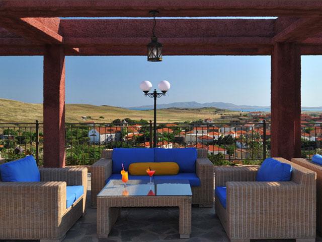 Varos Village Hotel : Cafe - snack bar