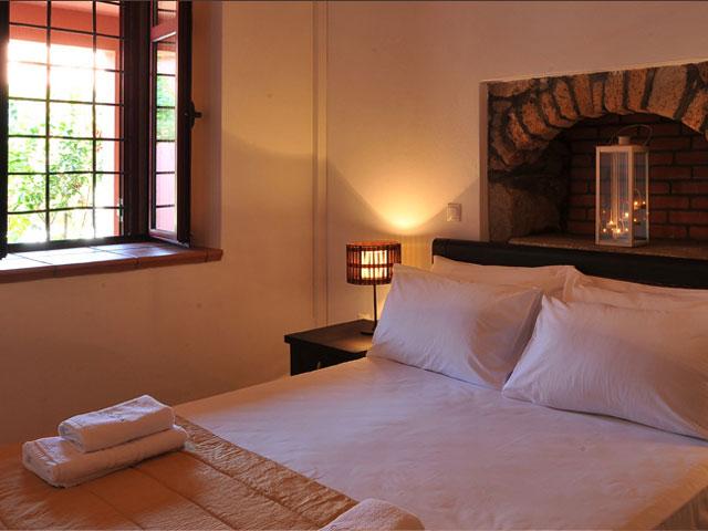 Varos Village Hotel : Bedroom