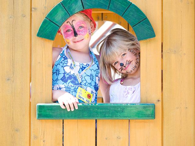 Mikri Poli Rhodes Resort: Kids Club