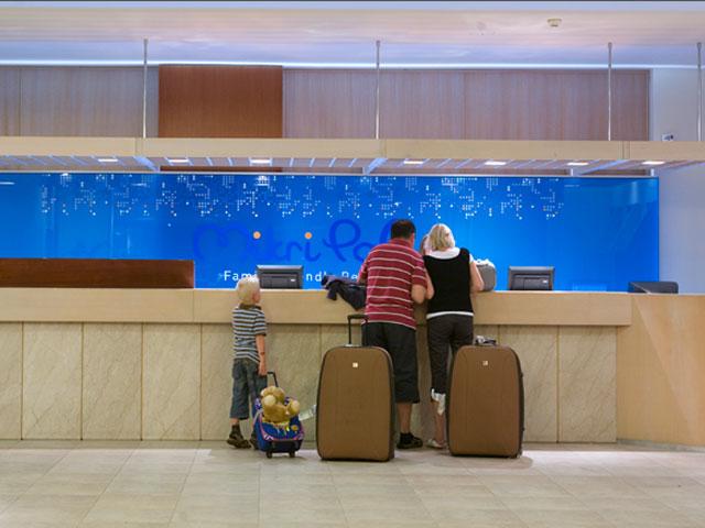 Mikri Poli Rhodes Resort: Reception