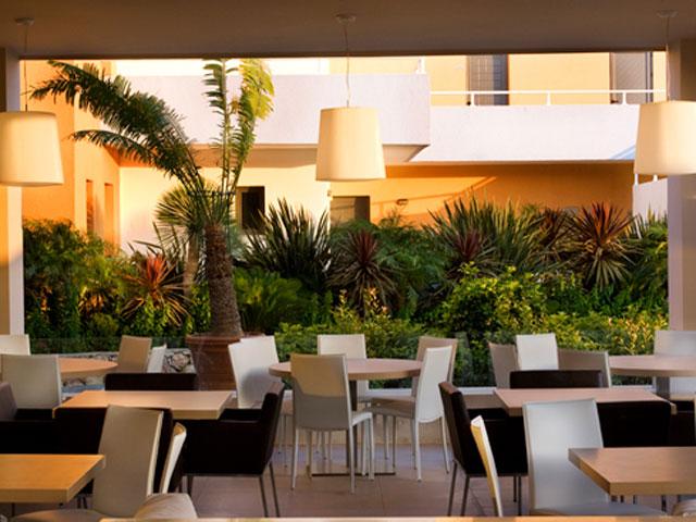 Mikri Poli Rhodes Resort: Cafe - snack bar