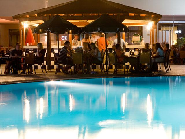 Mikri Poli Rhodes Resort: Pool Bar