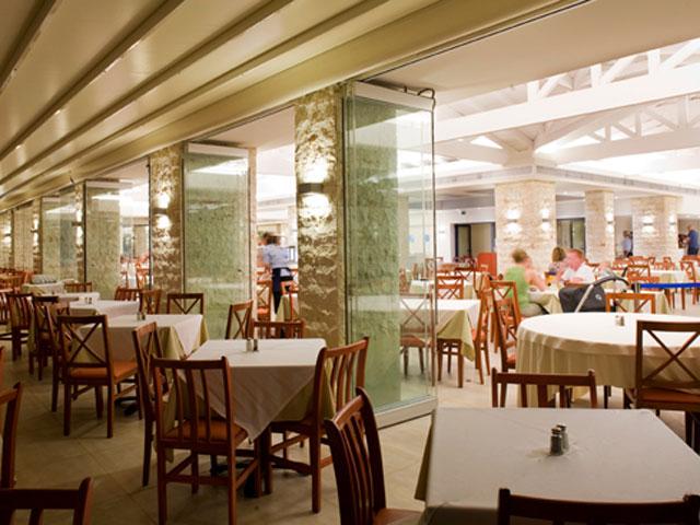 Mikri Poli Rhodes Resort: Restaurant