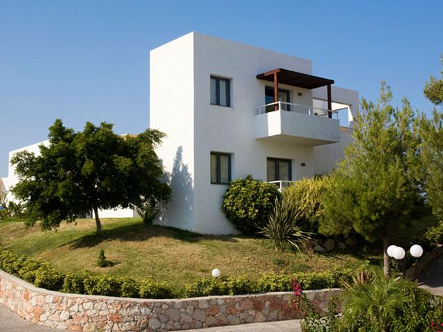 Mikri Poli Rhodes Resort: Exterior View