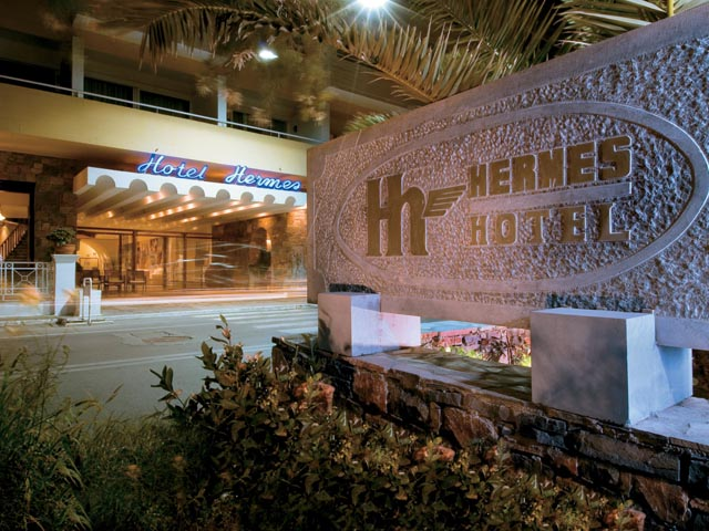 Avra Collection Hermes Hotel: