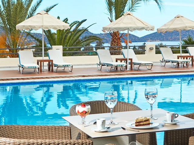 Elounda Palm Hotel: