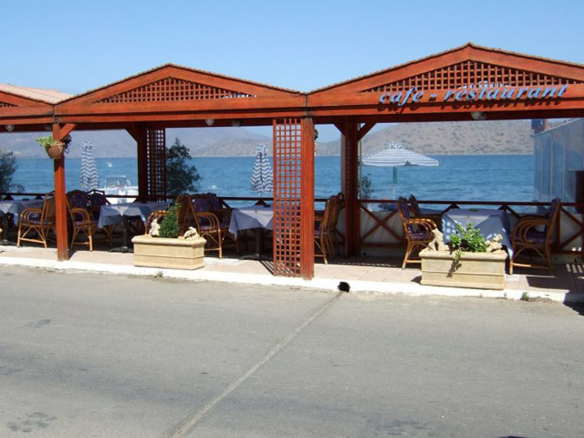 Elounda Akti Olous: Blue Sea Restaurant
