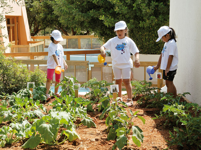 Elounda Peninsula All Suite Hotel: Children's ARK