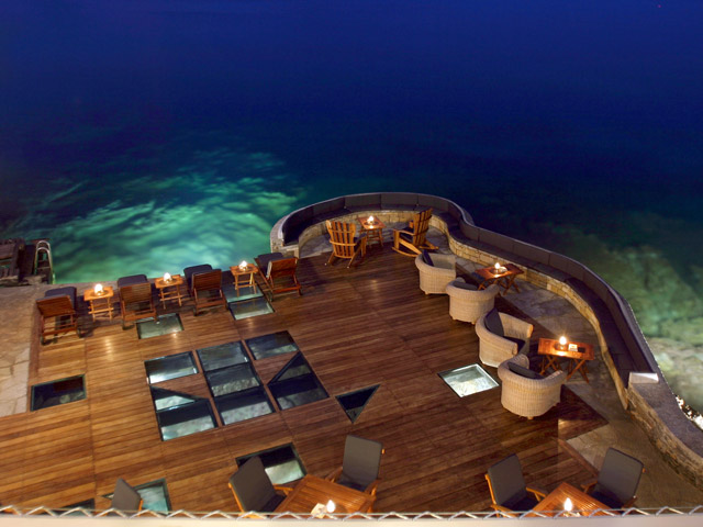 Elounda Peninsula All Suite Hotel: Serenes Bar