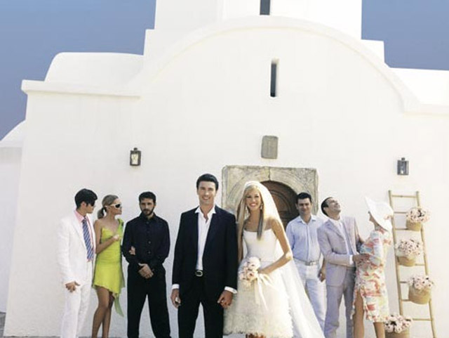 Elounda Peninsula All Suite Hotel: Wedding Ceremonies