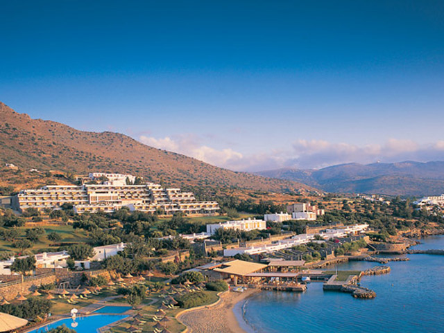 Porto Elounda De Luxe Resort: Exterior View Video