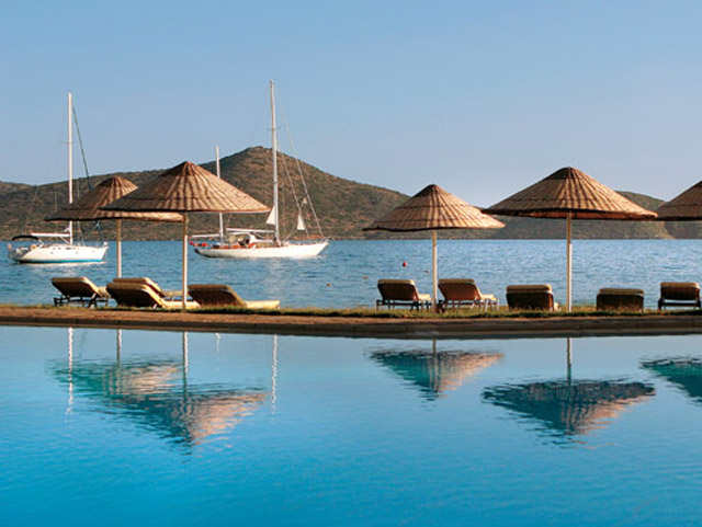 Porto Elounda Golf and SPA Resort: Pool Area