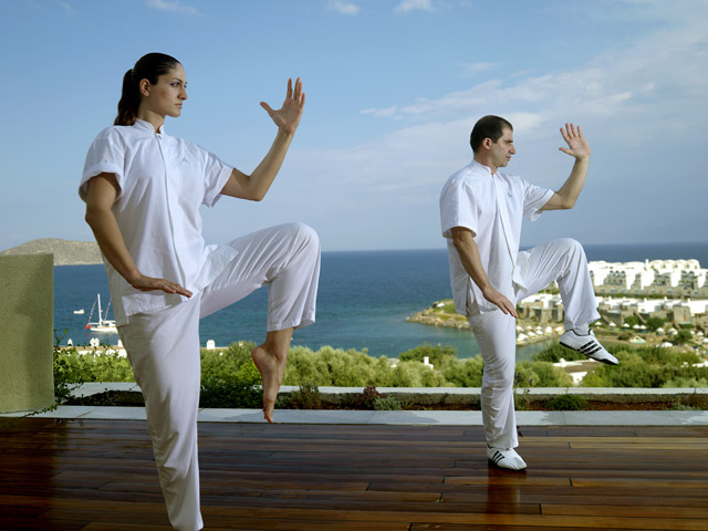 Porto Elounda Golf and SPA Resort: Six Senses Spa