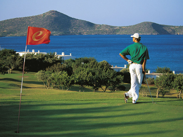 Porto Elounda Golf and SPA Resort: Golf