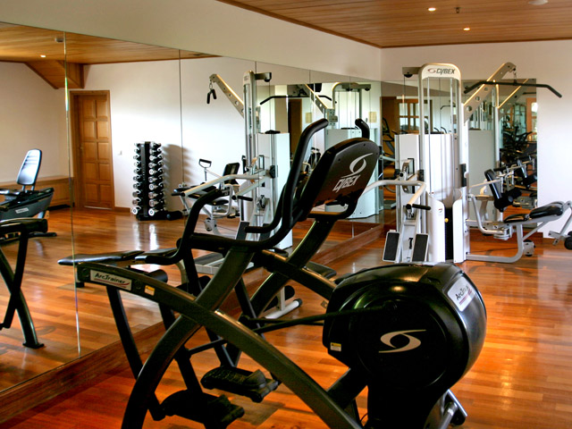 Elounda Mare Hotel - Relais & Chateaux: Fitness Room