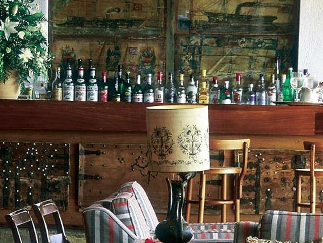 Elounda Mare Hotel - Relais & Chateaux: Bar