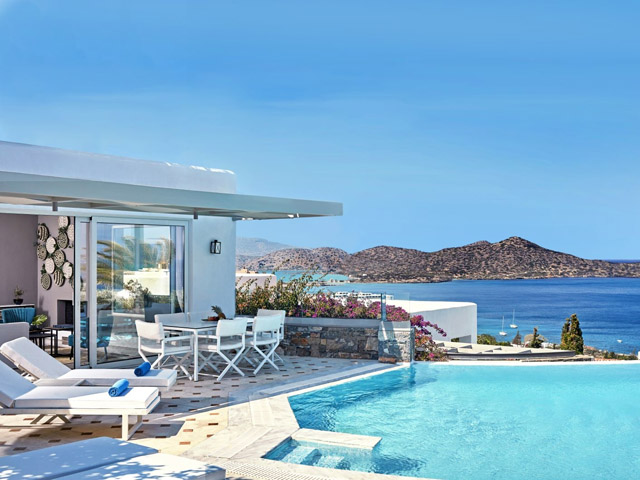 Special Offer for Elounda Gulf Villas & Suites - Special AUTUMN OFFER up to 45% OFF!! for Pool & SPA Villas  !! LIMITED TIME !!