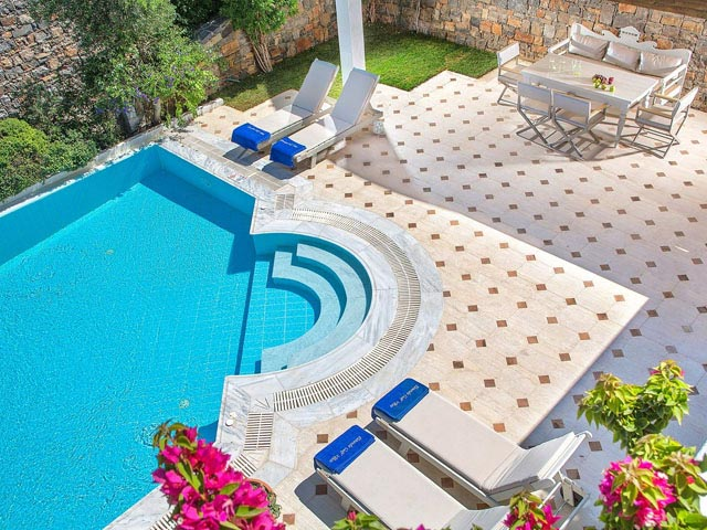 Special Offer for Elounda Gulf Villas & Suites - Super Offer  for 2019 !! Beach Front Villa !! LIMITED TIME !! 01.07.19 - 14.09.19 !!