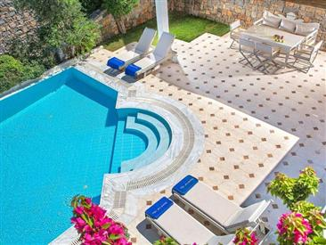 Elounda gulf villas suites luxe hotel luxe villa in elounda