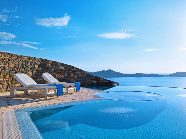 Special Offer for Elounda Gulf Villas & Suites - Super Offer BEACH FRONT VILLA  up to 40% OFF !! LIMITED TIME !!