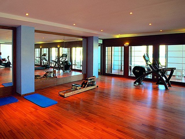 Blue Palace Resort & Spa: Fitness Room