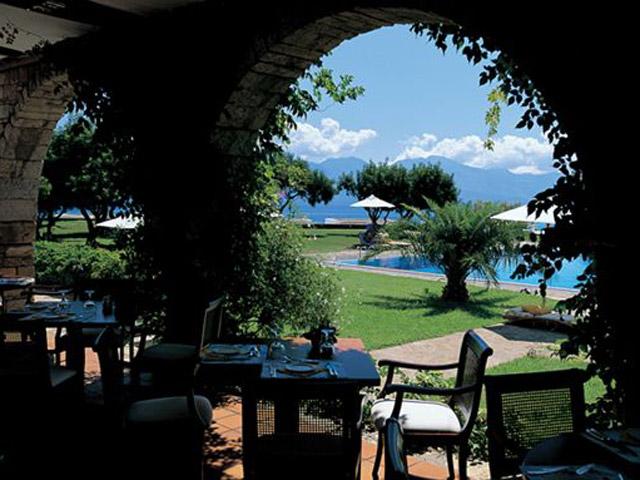 Elounda Beach Premium & Sports Club: Restaurant