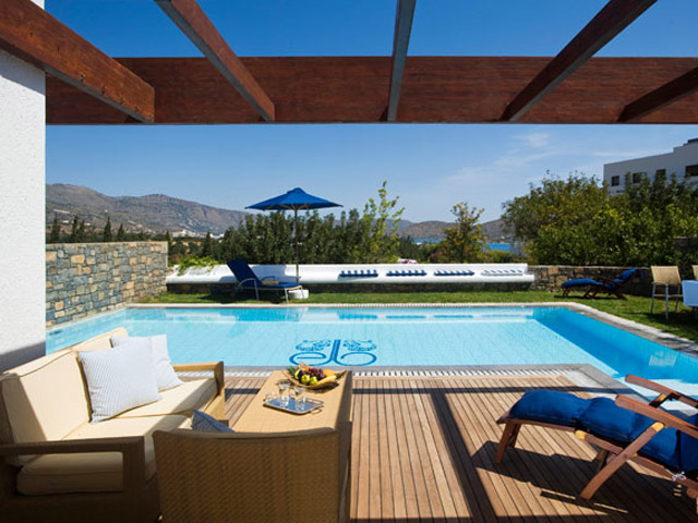 Elounda Beach Exclusive  & Platinum Club: Elounda Beach Exclusive Club  Family Residences with Private Pool