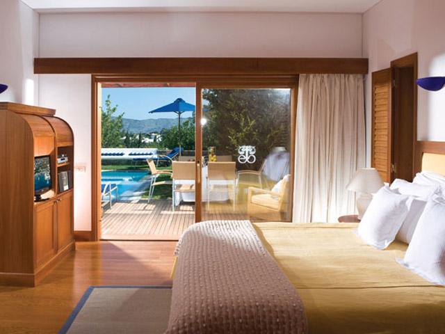 Elounda Beach Exclusive  & Platinum Club: Elounda Beach Exclusive Club  Family Residences Bed Room