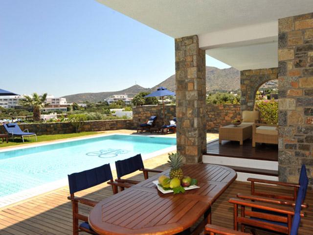 Elounda Beach Exclusive  & Platinum Club: Elounda Beach Exclusive Club  Grand Suites Dining Room