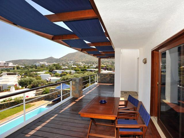 Elounda Beach Exclusive  & Platinum Club: Elounda Beach Exclusive Club  Grand Suites Balcony