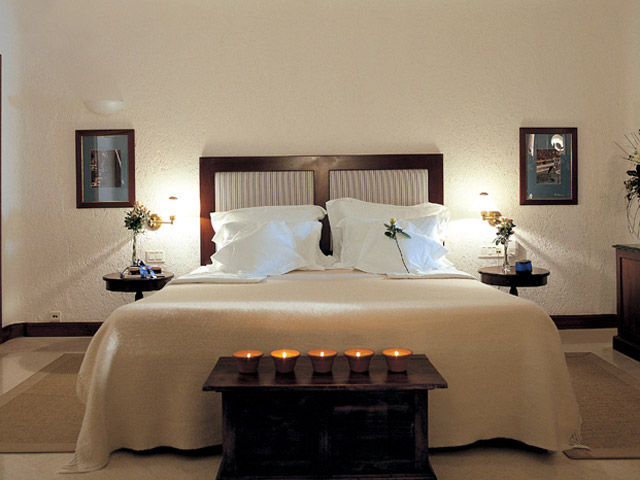 Elounda Beach Exclusive  & Platinum Club: Elounda Beach Exclusive Club  Hideaway Villas Bedroom