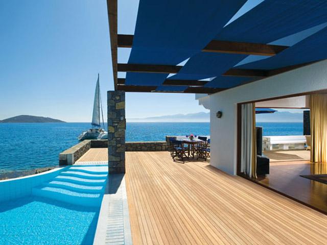 Elounda Beach Exclusive  & Platinum Club: Elounda Beach Exclusive Club  Presidential Suites Exterior View