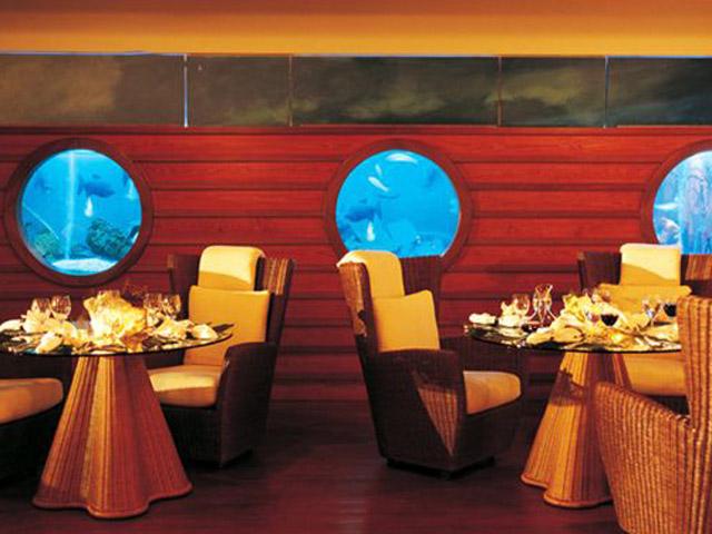Elounda Beach Exclusive  & Platinum Club: Thalassa Restaurant