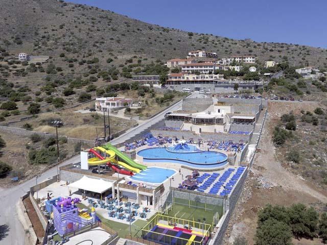 Elounda Residence Water Park: