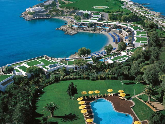 Lagonissi Grand Resort