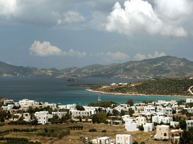 Poseidon of Paros Resort and Spa Wellness