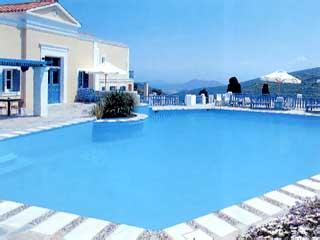 Lefkes Village: Swimming Pool