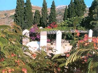 Lefkes Village: Garden View