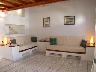 Chroma Paros Hotel: Hall