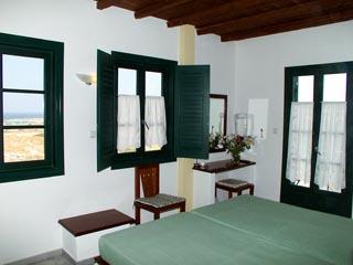 Chroma Paros Hotel: Room