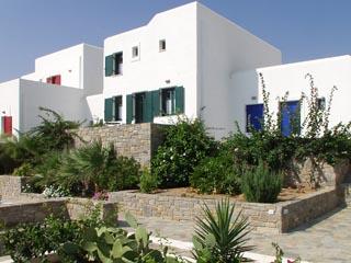 Chroma Paros Hotel: Exterior View