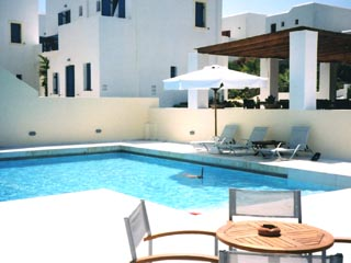 Chroma Paros Hotel: Swimming Pool