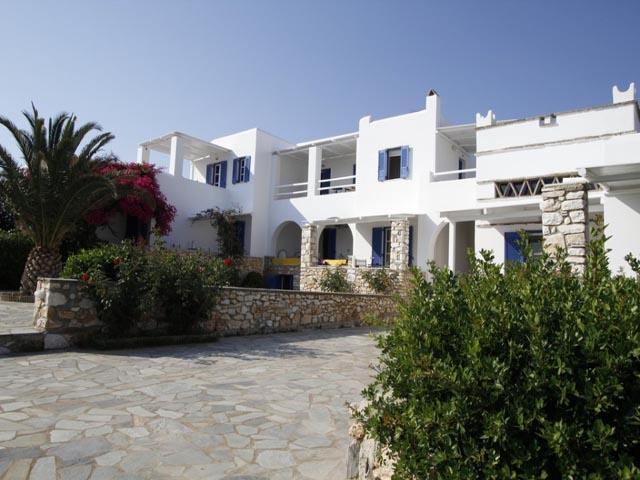 Paros Agnanti Holiday Resort: