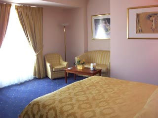 Theoxenia Palace Hotel: Deluxe Suite