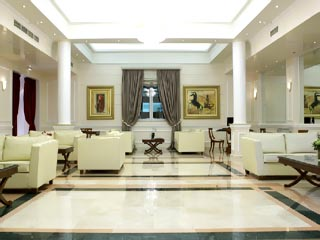 Theoxenia Palace Hotel: Lounge