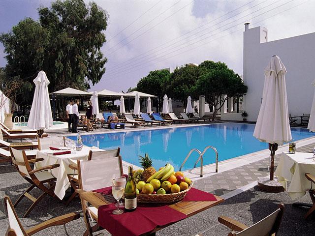 Kallisti Thera Hotel - Swimming Pool