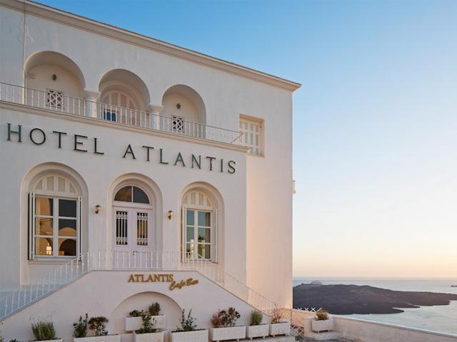 Atlantis Hotel -